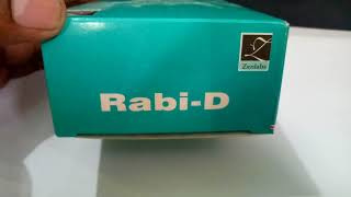 Rabi - D Tablet Full Review
