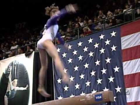 Courtney Kupets - Balance Beam - 2003 Visa American Cup