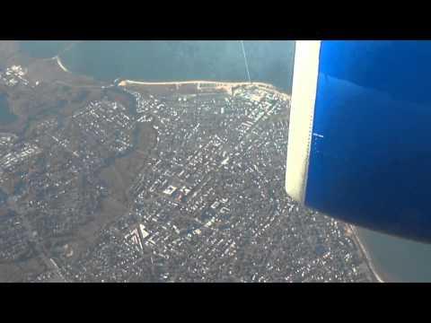 New York (JFK) to San Francisco flight: Takeoff 31L 2010-11-13