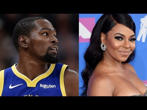 Knicks Use ASHANTI to LURE Kevin Durant To Join Team
