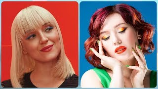 Moderne frizure za okruglo lice za ljeto 2018