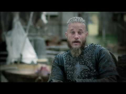 Vikings: Season 4 Behind The  with Ragnar Travis Fimmel  History HD