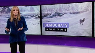 Democrats in the Wilderness | Full Frontal with Samantha Bee | TBS