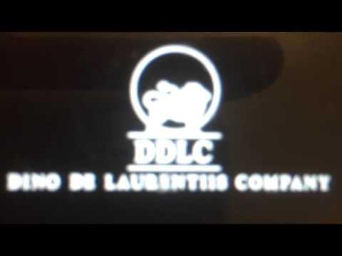 Dino De Laurentiis Company / 20th Century Fox / Tristar Pictures (Buzz Version)