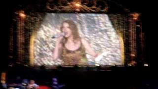 Sparks Fly - Taylor Swift - Speak Now Tour [London O2 Arena, 30/03/11]
