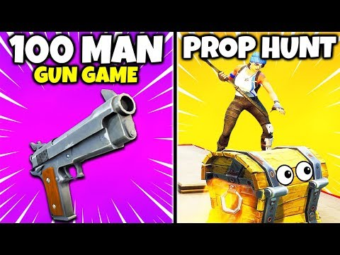 10 Game Modes EPIC GAMES Will Never Put in FORTNITE