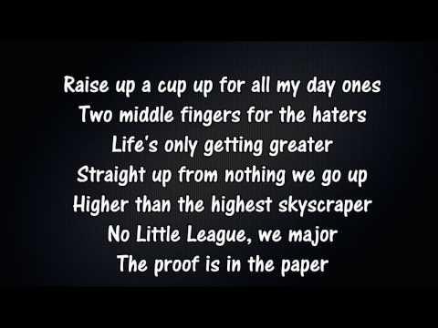 G-Eazy feat. Kehlani - Good Life | KARAOKE/LYRICS/INSTRUMENTAL