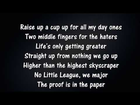 G-Eazy feat. Kehlani - Good Life | KARAOKE/LYRICS/INSTRUMENTAL