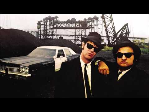 The Blues Brothers - I Can't Turn You Loose (Movie Soundtrack Version)