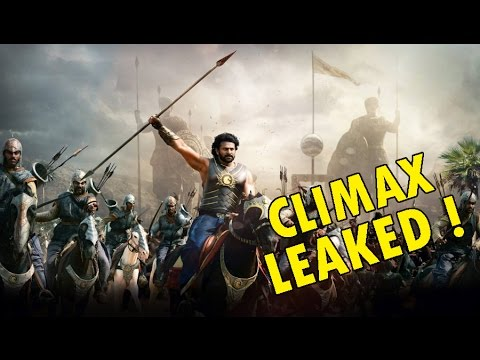 Thumbnail: Bahubali - 2 Climax Footage Leaked by Trainee Gfx Designer !