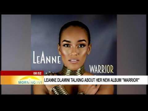 Leanne Dlamini on her new album titled warrior