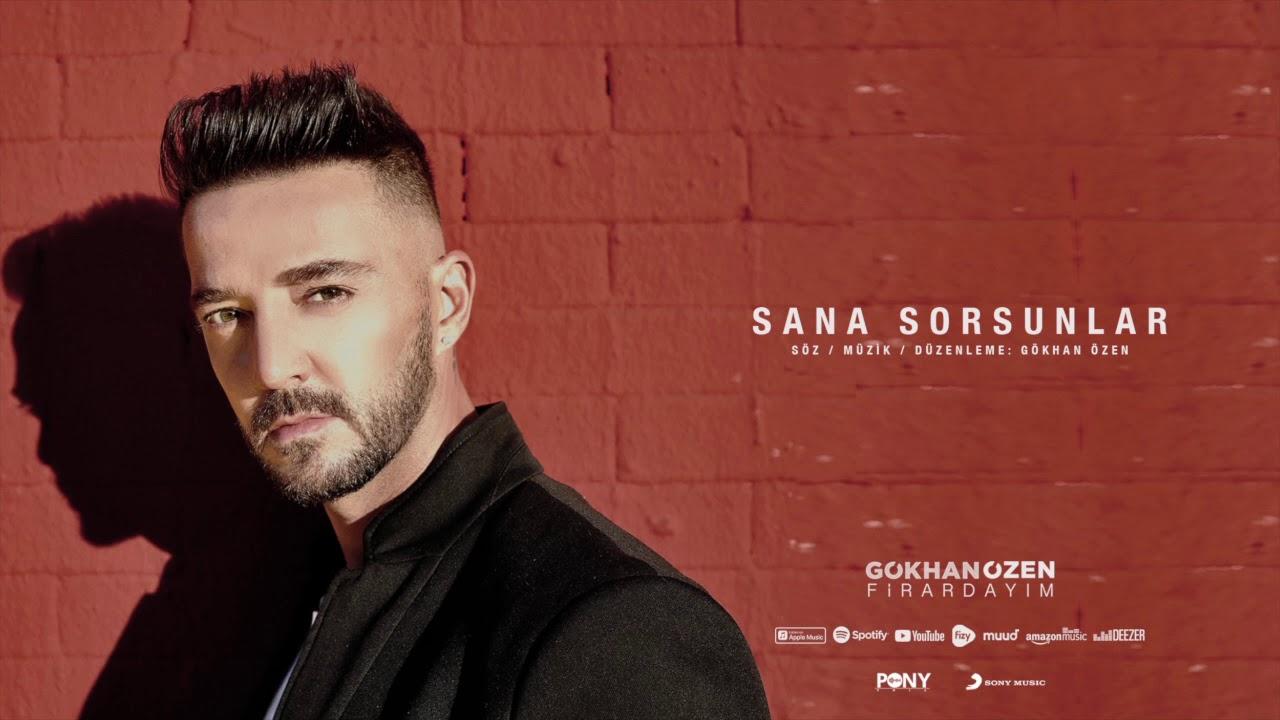 Gökhan Özen - Sana Sorsunlar (Official Audio)