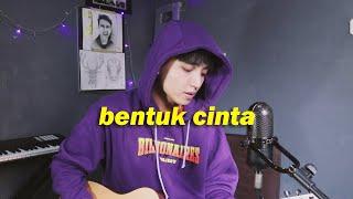 """Eclat - Bentuk Cinta  Acoustic Cover  """"rambut Warna-warni Bagai Gulali"""""""