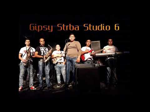 GIPSY STRBA CD 6 CELY ALBUM