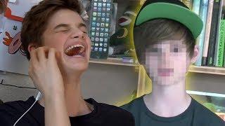 Ich reagiere auf mein erstes Video... | Oskar