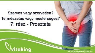 Krónikus prosztatitis és árak kezelése A prosztatitis kezelése a férfiak népi gyógymódokban