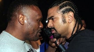 Dereck Chisora, David Haye and the Klitschkos: a black day for British boxing