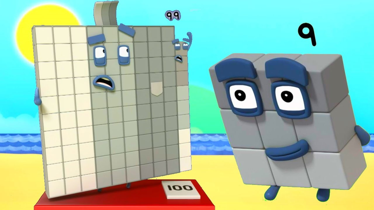 Powerful Allies Numberblocks New Roblox Video Youtube