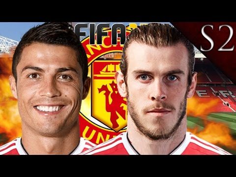 WINNING THE TREBLE! FIFA 17: MANCHESTER UNITED CAREER MODE S2 EP. 10