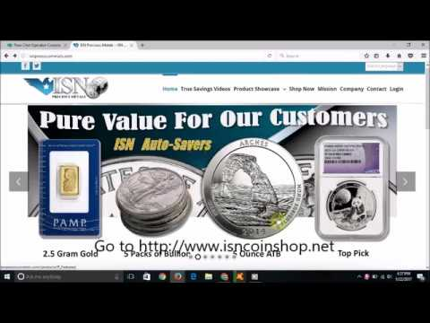 How To Become An ISN Affiliate-International Silver Network-Business