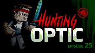 Minecraft: Hunting OpTic - FIGHTING BigTymer! (Episode 25)