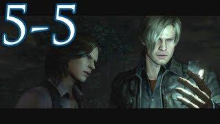 Resident Evil 6 - Campaña de Leon y Helena - Capítulo 5 - Parte 5 - FINAL