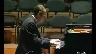 Mikhail Pletnev Plays Chopin Scherzo (Complete)