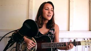 Lucy in the Sky With Diamonds (acoustic cover) by Emily Coulston