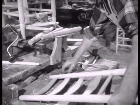 NFB  The Chair Maker from  North East Margaree