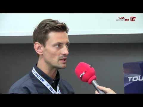 Metzeler Tourance Next - Interview auf der Intermot zum neuen GS 1200 Reifen