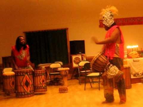 osabi's djembe solo