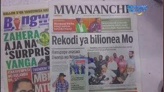MAGAZETI 16/10/2018: Bil. 1 kwa Mo Dewji na Taifa Stars 'kufa kupona' leo