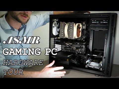 ASMR | Gaming PC Hardware Tour