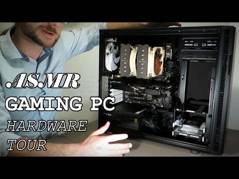 ASMR | Gaming PC Hardware Tour