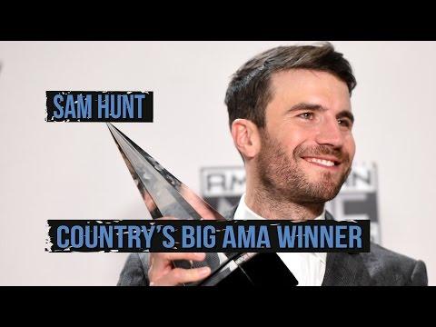 2015 AMAs - Sam Hunt, Luke Bryan + More Win Big