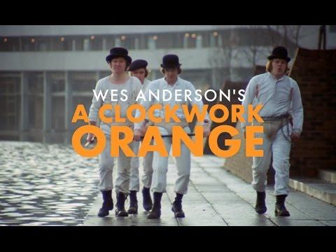 Wes Anderson's A Clockwork Orange