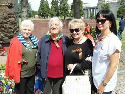 SOVIET MEMORIAL OF MILAN (MAY 9th, 1945-2015)