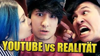 YOUTUBE vs REALITÄT | Julien Bam
