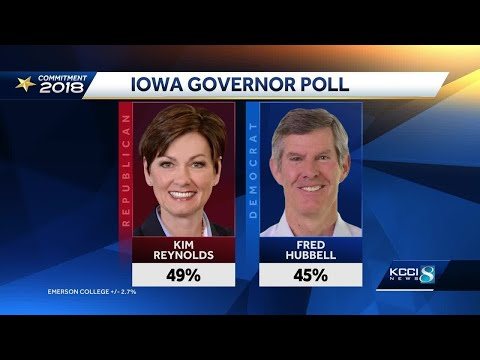 New poll shows Gov. Reynolds with small lead, House District 3 very tight