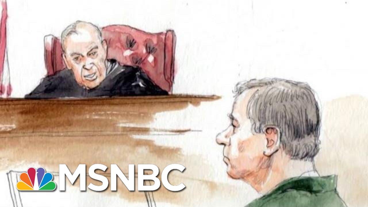 Paul Manafort Sentenced To 47 Months In Prison | Hardball | MSNBC