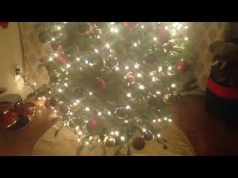 Vlogsmas 2014 Days 6&7: Christmas Tree