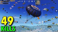 NEW WORLD RECORD!!!   49 KILLS PUBG MOBILE