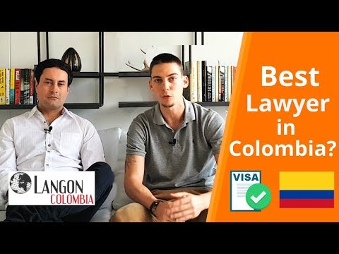 Colombia Legal Services | Colombia Lawyer