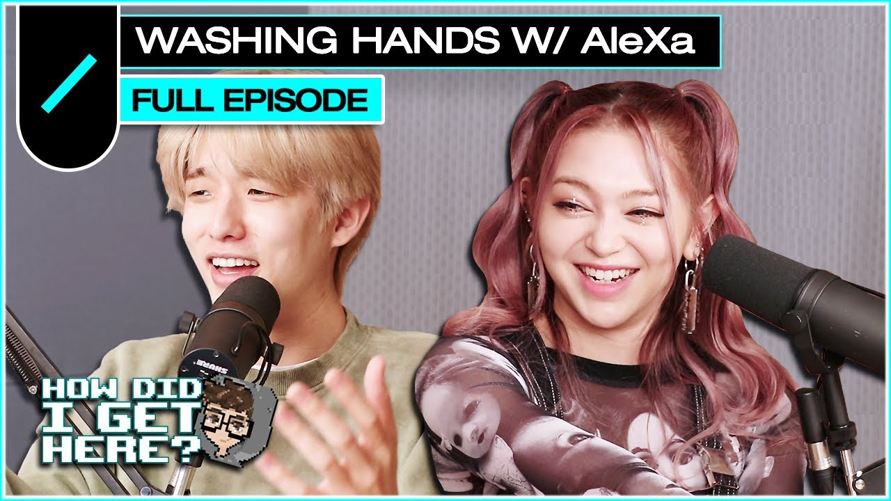 Jae (DAY6) and AleXa (알렉사) Talk About Why you Should Wash your Hands I HDIGH Ep. #9