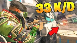 ONE SHOT ONE KILL SPAM SNIPER! (Black Ops 4 Havelina AA50)