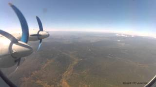Air Koryo flight JS3501 (Pyongyang - Samjiyon) Ilyushin Il-18