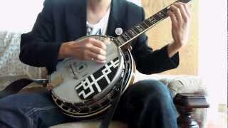 瀧本美織さんの「alone(言葉もなく)」を5弦バンジョーという楽器で弾い...