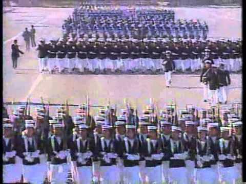 Gran Parada Militar 1998 (video completo)