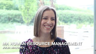 Ma Human Resources Management