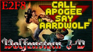 The Aardwolf Maze - Wolfenstein 3D (1992) Episode 19.5 - (HD Xbox One Gameplay Commentary)